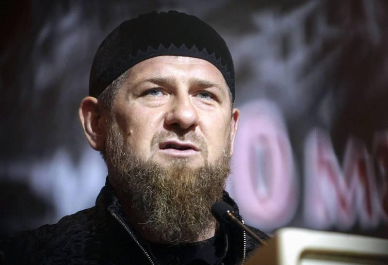 車臣總統拉姆贊·卡迪羅夫(Ramzan Kadyrov)因迫害同志遭德國非政府組織起訴。(美聯社)