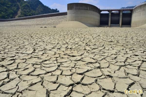 中研院研究發現乾旱時地震頻率更高。(資料照)