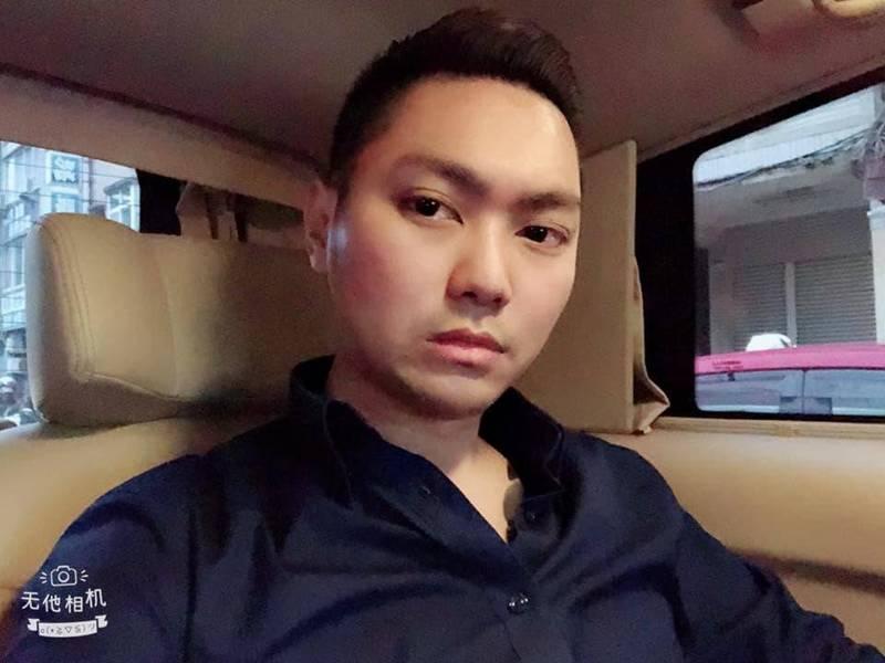 連千毅對台中市7歲男童到柔道館上課時被教練和學長接連摔了27次導致昏迷腦死一事,發文關心。(翻攝自臉書)