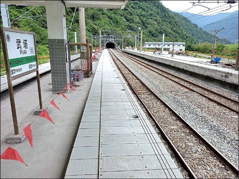 台鐵上週六又發生包商施工人員疏忽工安、入侵軌道被列車撞傷事故。台鐵將依工程契約裁罰最重的30萬元,且終止和該廠商的合約。(資料照)