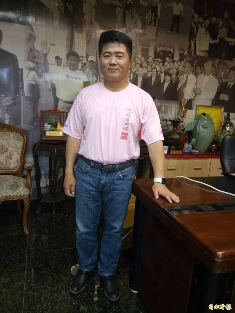 前立委顏寬恒3月26日就在臉書PO文,表示已下定決心為了健康而減肥,並誓言3個月內減重10公斤。(資料照)