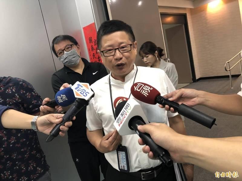 台北市產發局長林崇傑表示,雙北畜產型態不同,台北市畜產有48%政府股份、是公司型態,而新北家禽市場是民間合作社組成,不同運作型態有各自生產線、營運模式也不同。(資料照)