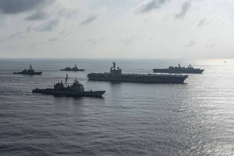 有74%日本民眾肯定政府追求台海的和平與穩定而做出的努力。(路透)