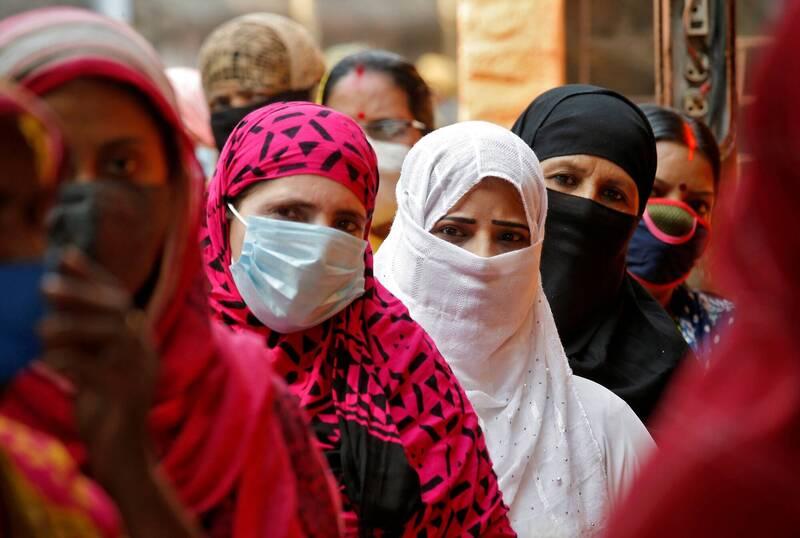 西孟加拉邦(West Bengal)週一粗估有860萬選民出門投票。(路透)