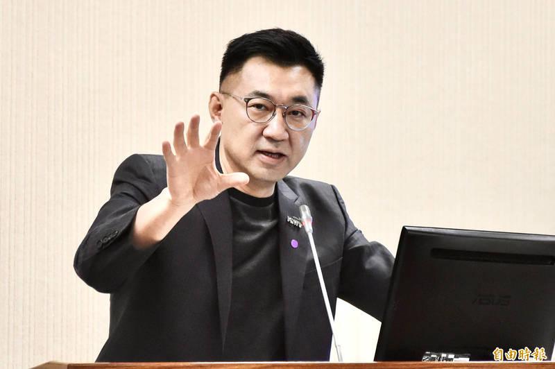國民黨今成立「新女力工作委員會」,黨主席江啟臣下達兩項任務,希望女力能協助國民黨推動今年8月28日公投,在2022年九合一選舉協助勝選。(資料照)