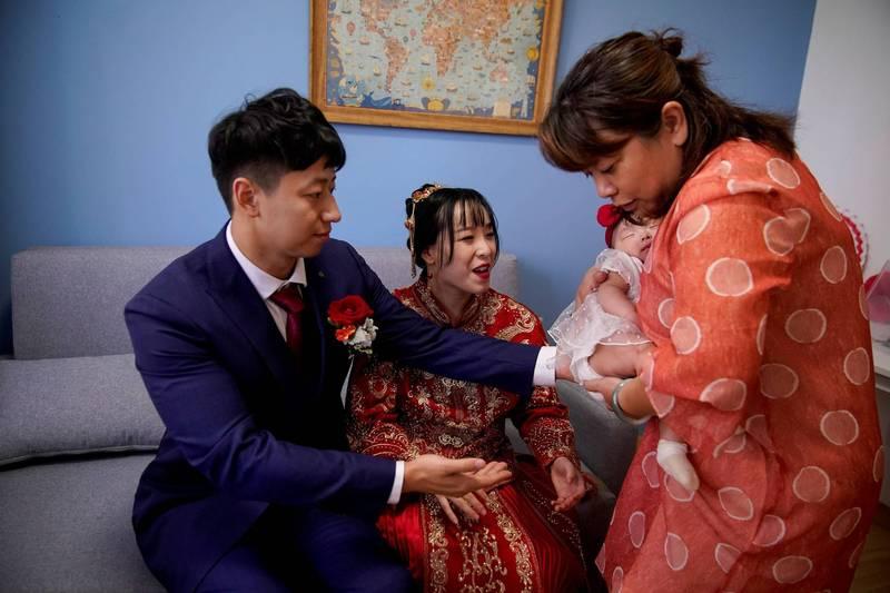 中國2016年全面實施2胎化,但未能有效提高生育率。(路透)