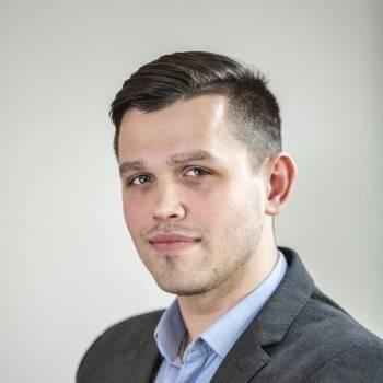 被斯洛伐克首都布拉第斯拉瓦孔子學院院長斯托拉威脅的「中歐亞洲研究中心」執行長師馬杰。(取自師馬杰推特)