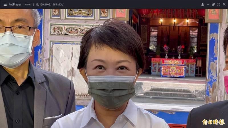 中火議題總統批國民黨造謠 盧秀燕:拜託總統管管台電 - 政治 - 自由
