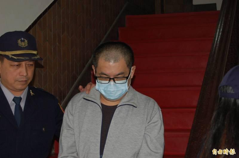 高等法院更二審今天宣判,仍判湯景華死刑。可上訴。(資料照)