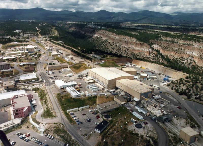 監督美國核研究和炸彈製造的聯邦機構,已批准經費達數10億美元計畫的第一階段,以製造核武器最關鍵的「彈芯 」。圖為洛薩拉摩斯國家實驗室。(美聯)