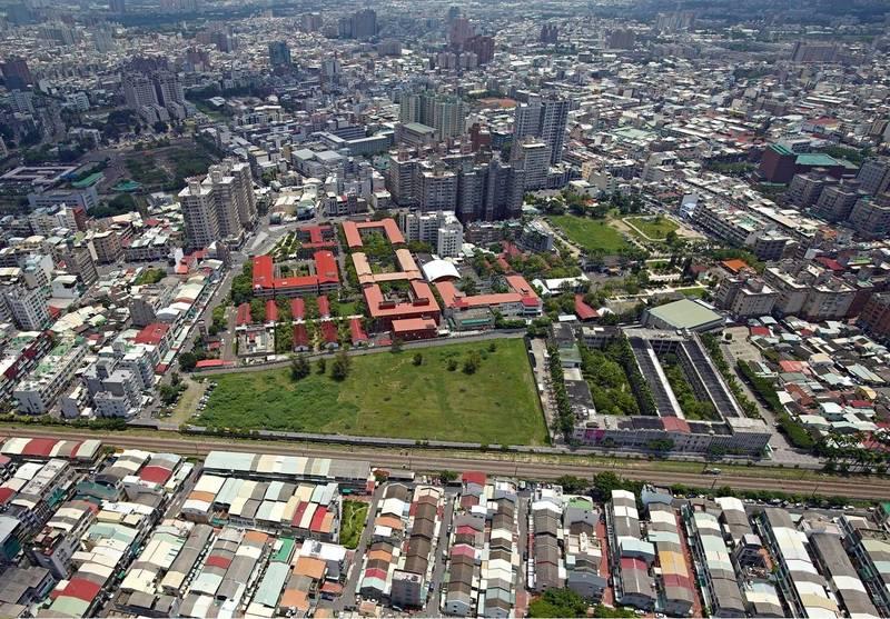 南市國土計劃今天公告實施。(台南市府提供)