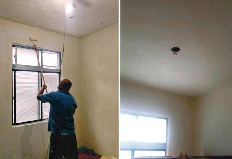 原民局提供原民住屋修繕補助。(新北市原住民族行政局提供)