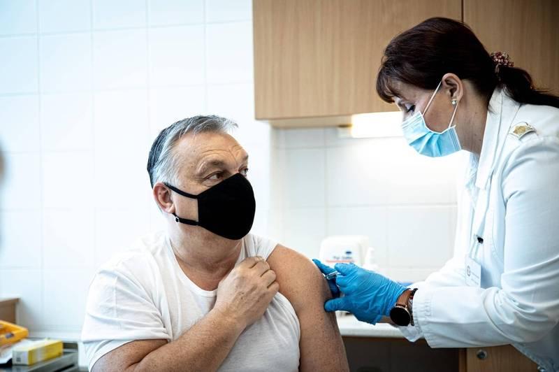 接種中國疫苗 匈牙利死亡率全球第一
