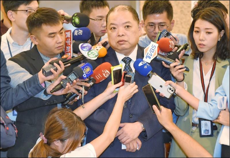 國策顧問黃承國在綠營角色再被質疑。(資料照)
