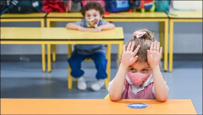 :「打屁股」恐影響孩子的大腦發育。(示意圖,法新社資料照)
