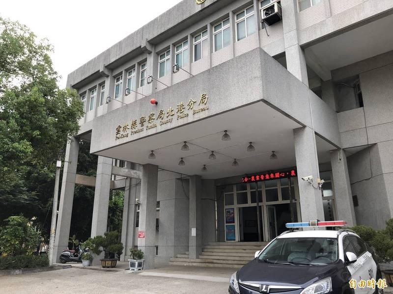 19年前發生的國中女學生命案成懸案,這幾天再被拿出來討論,北港警分局表示沒有新事證。(記者黃淑莉攝)