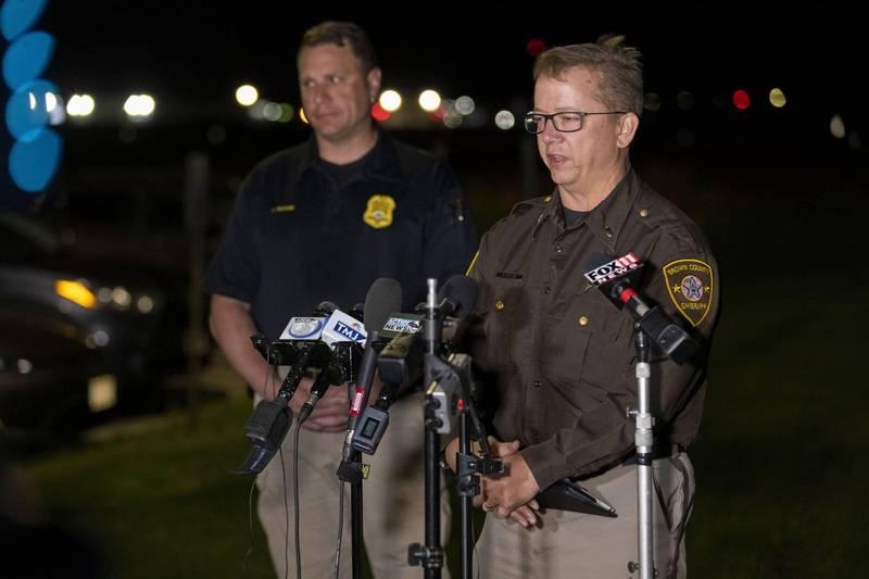 美国威斯康辛州于本月初,发生1起枪击事件,造成2人死亡、1人重伤,而枪手当场被警方枪毙,经警方初步调查,此案疑似是起针对性的寻仇事件。(美联社)(photo:LTN)