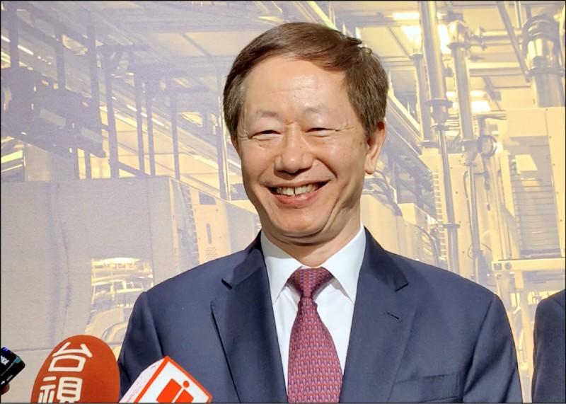 台積電董事長劉德音表示世界各國都需要台灣高科技產業的支持,所以大家不會讓台灣發生戰爭。(資料照)