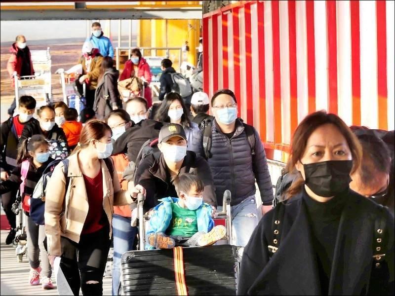 中國福建省宣布5月10日起放寬金馬小三通入境檢疫措施,卻被兩岸網友罵翻。(資料照)