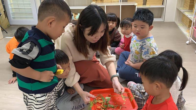 新北市公共化幼兒園5月18日開放登記。(資料照)