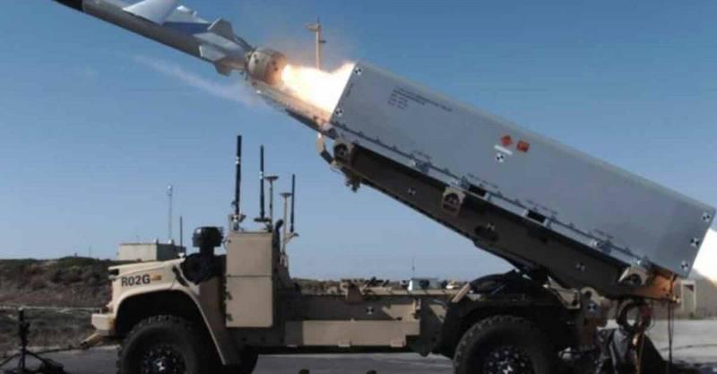 新型海軍打擊飛彈結合無人戰術車,將可進行遠端操作攻擊。(圖取自美國海軍官網)