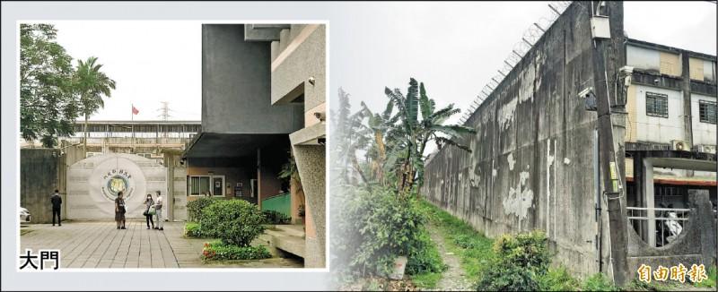 移民署宜蘭收容所爆發數十名越籍收容人鬧房,所方被質疑想私了。(記者江志雄攝)