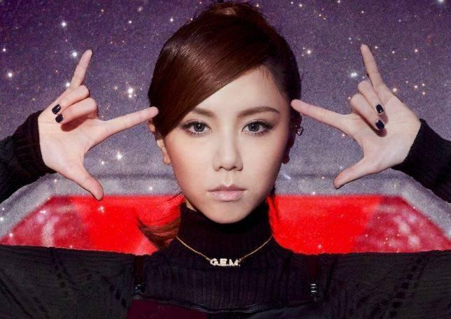香港歌手鄧紫棋(見圖)。(圖取自臉書專頁「G.E.M. 鄧紫棋」)