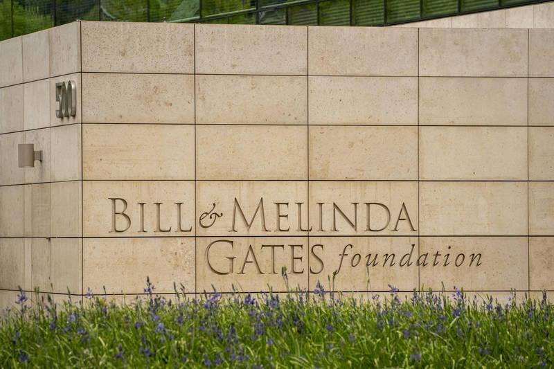 「比爾與梅琳達蓋茲基金會」聲明指出,比爾蓋茲與梅琳達將會繼續共同領導基金會。(彭博)