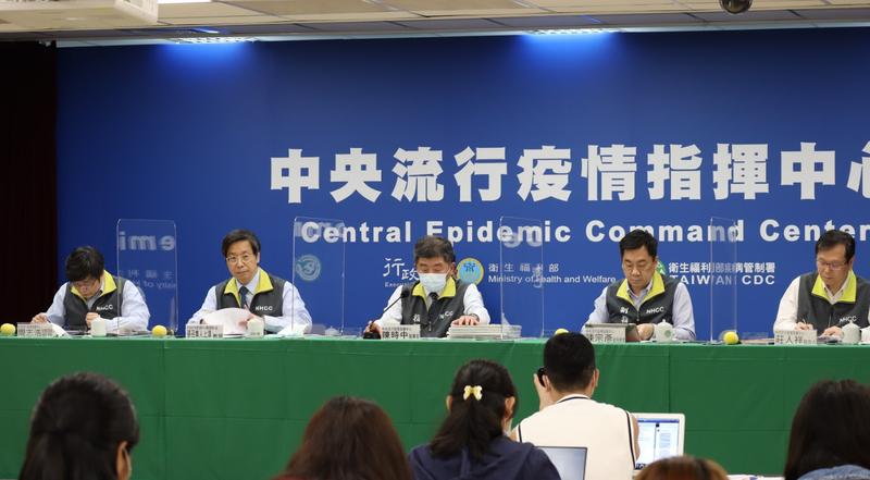 中央流行疫情指揮中心今證實該名泰國台商持有的陰性檢驗報告為偽造,泰國台商確診列為境外移入案1149,指揮中心也掌握同班機接觸者,並匡列28人列為居家隔離。(指揮中心提供)