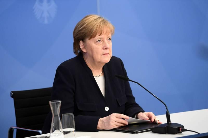 德國總理梅克爾(見圖)今日表示,歐中投資協定非常重要,它會讓雙方都因此獲益。(路透)
