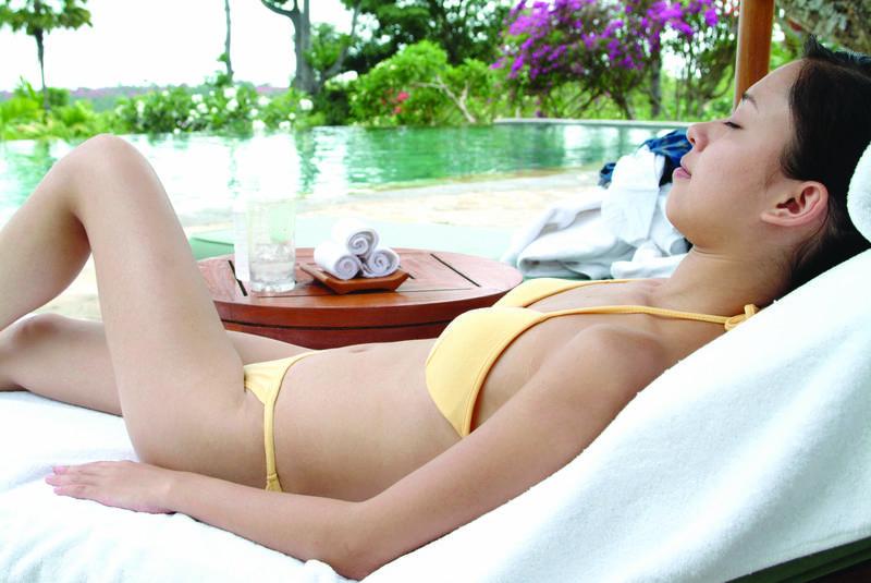 一名網友在PTT上發文詢問廣大鄉民「普妹但身材好,在台灣有市場嗎」。(情境照)