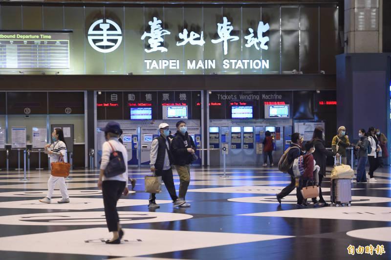 網傳清真寺疫情蔓延至台北車站群聚,查核中心闢謠。(資料照)