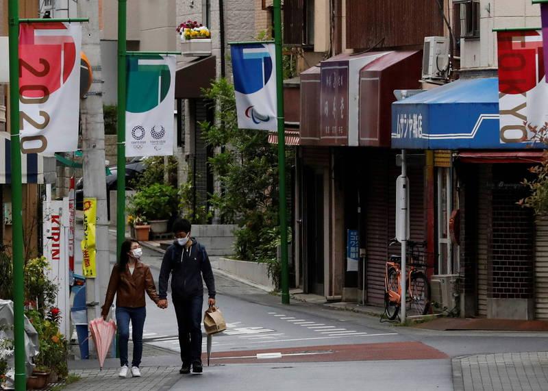 日本東京有高達62%武漢肺炎確診者,都是染上具有高傳染的N501Y突變病毒株。(路透)