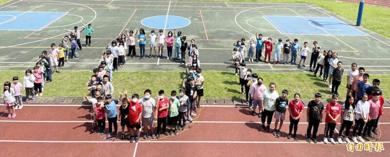「百」吉國小逆勢招生24人 向百人以下小校說掰掰