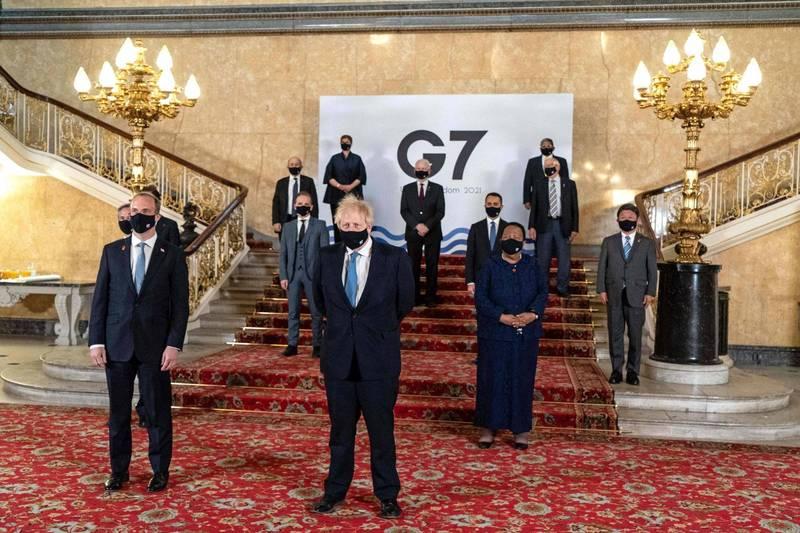G7外長聲明強調台海和平 挺台灣參與WHO論壇與WHA