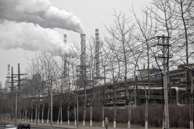 研究:中國溫室氣體排放量 2019首度超越OECD總和