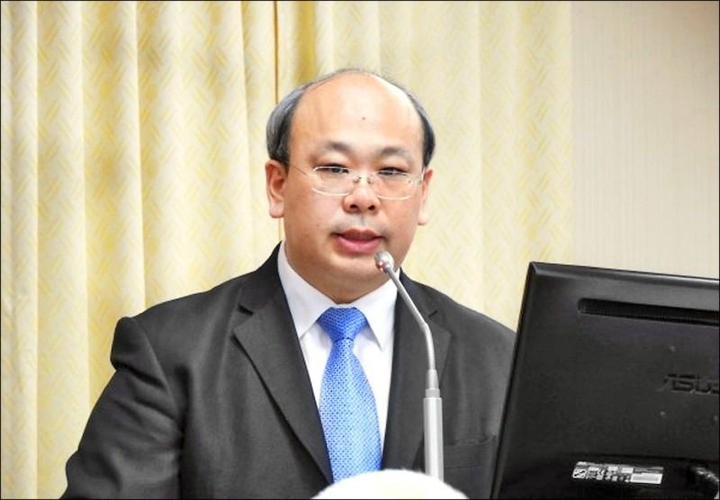 中選會副主委陳朝建昨表示,三件公投案都已跨越成案門檻。(資料照)