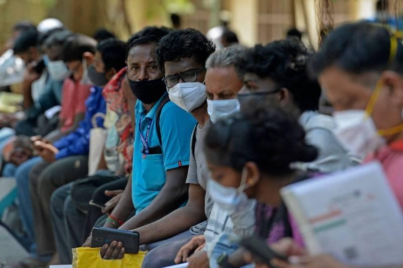 鴻海證實印度清奈廠員工確診,廠區所在省分印度南部的坦米爾那都省今天宣布實施封城。(法新社)