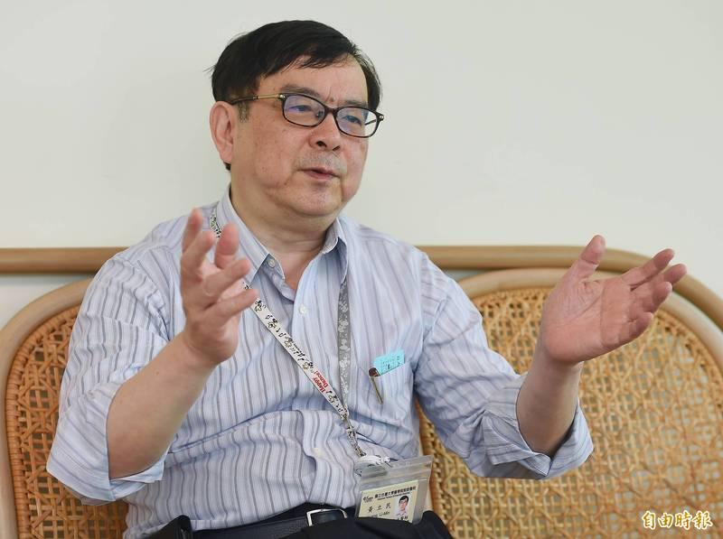 台大兒童醫院院長、台灣感染症學會榮譽理事長黃立民說,疫調回推時間點很難精準到以「小時」為單位,建議未來匡列時間點應該要多點彈性跟寬限期。(資料照)