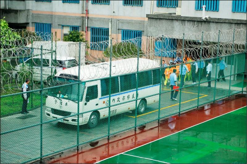 疫情爆發以來,台灣收容所內越南籍占收容人總數6至7成。(資料照)