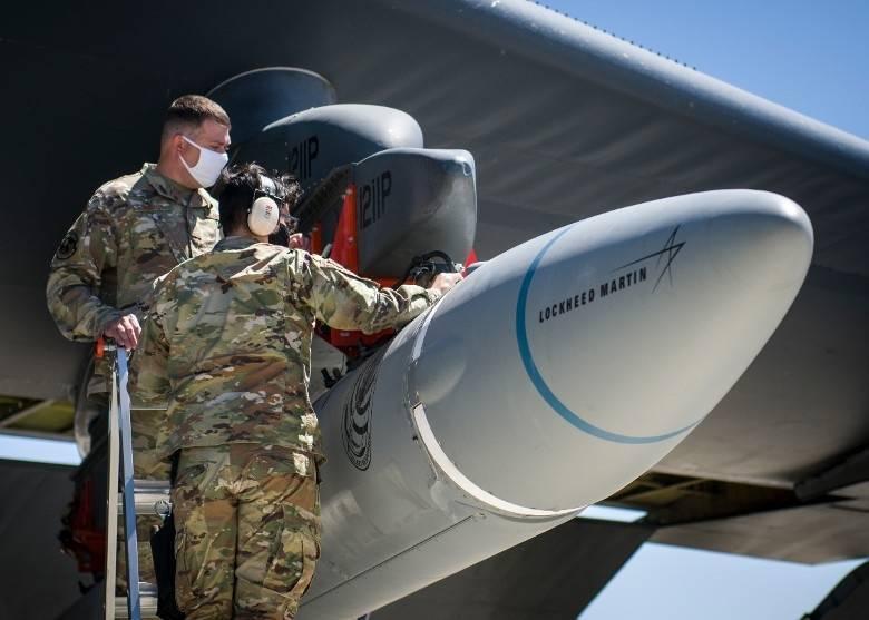 軍情動態》美軍B-52H轟炸機模擬極音速武器殺傷鏈