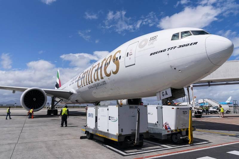 武漢肺炎》免運費!阿聯酋航空將運救援物資到印度