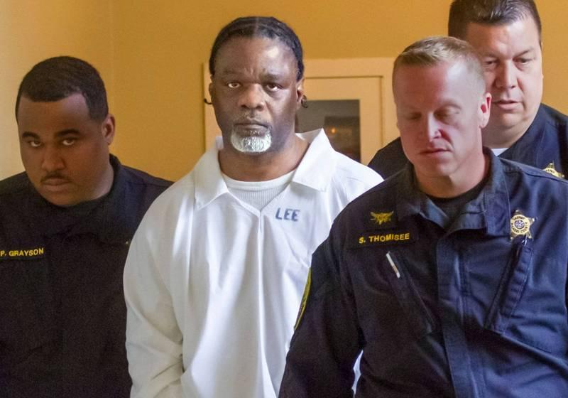 美國阿肯色州死囚萊德爾·李(Ledell Lee)於2017年被處死,但如今凶器上竟然驗出他人DNA。(美聯社)