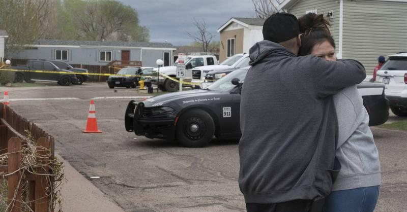 美國科羅拉多州在母親節凌晨爆發一場槍擊案,包括槍手在內共有7人死亡。(美聯社)