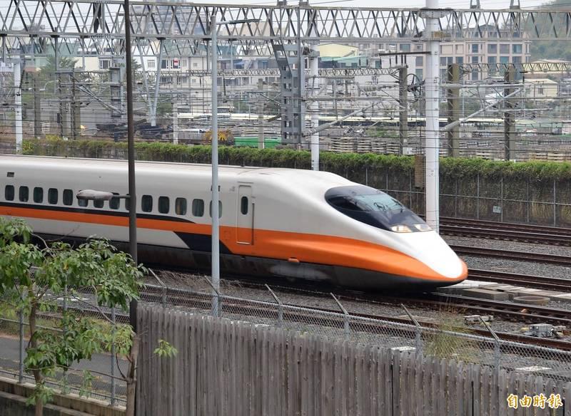 有網友今上午陸續在PTT、巴哈姆特等網路社群指出,高鐵因桃園車站訊號異常,造成南下列車大誤點。圖為示意圖。(資料照)