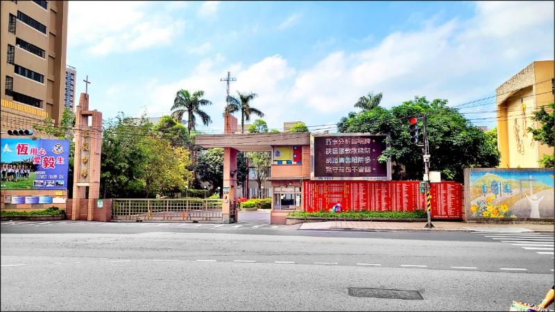 國中會考將於5月15、16日登場,新北市部分考場周邊紅線開放家長臨停接送。(新北市交通局提供)