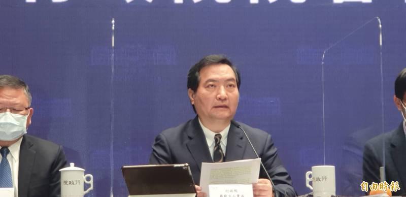 針對世界衛生大會排除台灣,行政院發言人羅秉成表示,中國打壓台灣,百般阻撓。(資料照)