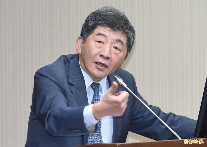衛福部長陳時中投書外國媒體,籲世衛納台灣。(資料照)