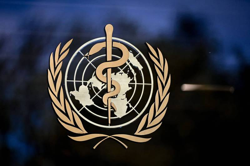 世界衛生組織(WHO)10日將武漢肺炎印度變種病毒B.1617列為「引發全球擔憂」(variant of concern)的病毒。(法新社資料照)