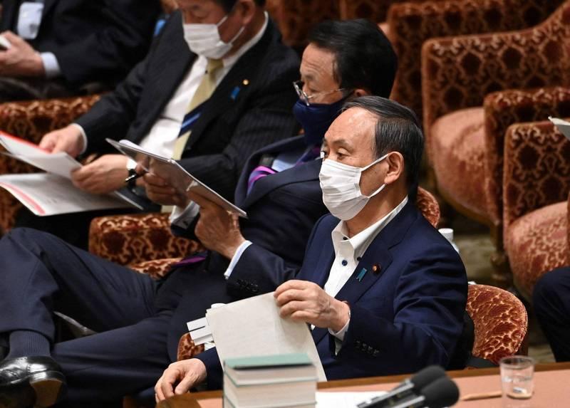 In response to Takahashi's failure to speak up, Suga Yoshihide only said yesterday: